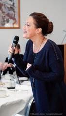 Anne Boffy, professeur agrégée en économie-gestion et responsable des relations entreprises à l'I.A.E