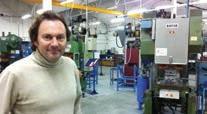 Depuis son arrivée en 2003, Nicolas Martin n'a cessé d'investir pour moderniser l'outil de production.