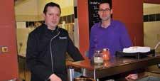 Manuel Leroux et Hubert Molon se sont associés pour créer 20 000 saveurs