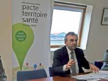 Christian Dubosq, directeur général de l'ARS Picardie.