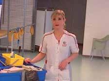 GSF Stella intervient entre autres dans les milieux hospitaliers.