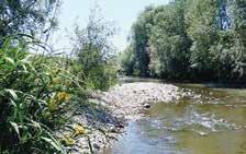 L'hydromorphologie, c'est le retour à l'état naturel d'un cours d'eau.