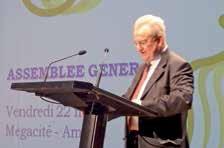 « Nous voulons être maître de nos orientations », a déclaré le président de l'AMF80, Pierre Martin.