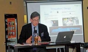 Laurent Bernard, intervenant au Cnam, est également président de Valpinov, une société de conseil en développement et innovation.