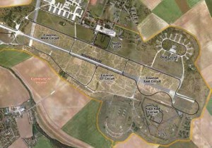 Le projet du groupe MSV s'étendra sur la plus grande partie de la base de Laon-Couvron.