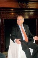 Claude Gewerc, président du Conseil régional revient sur la reconfiguration du projet canal Seine-Nord Europe