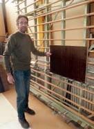 Jean-Luc Malavergne possède ses propres outils.