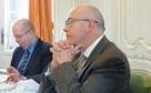 Le recteur, Bernard Beigner, lors de la présentation par le rectorat du micro-lycée.
