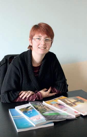 Aurélie Delaporte propose toutes les destinations, sur tous les continents.