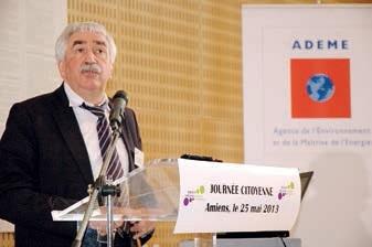 Pierre Radanne, expert du débat sur la transition énergétique.