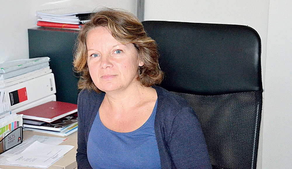 Marie-Christine Petit intervient auprès des décideurs dans l'entreprise pour une meilleure cohésion des équipes.