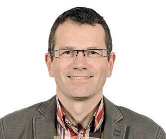 Eric Vandeportal, président du conseil régional de l'ordre des expertscomptables Picardie-Ardennes.