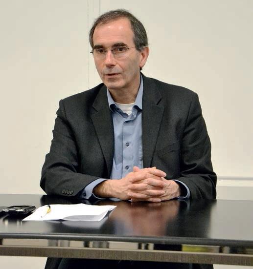 François Veillerette souhaite mobiliser tous les acteurs pour réduire la quantité de pesticides dans l'air.