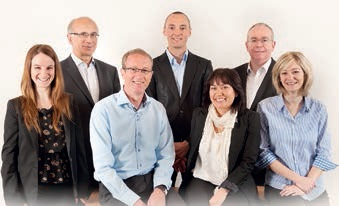 L'équipe de Picardie Investissement.