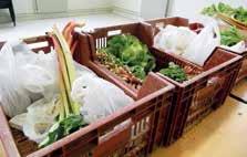 Les producteurs proposent divers produits comme des légumes, de la viande, des oeufs, du miel ou encore de la farine.