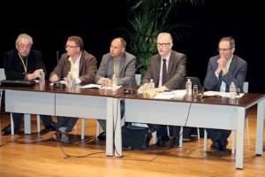 Benoit Loison a présidé les Assises de la métallerie à Mégacité-Amiens.