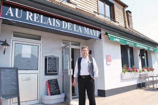 Jean-Marie Demets privilégie les circuits courts.