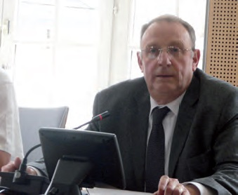 Paul Coulon, commissaire au redressement productif en Picardie.