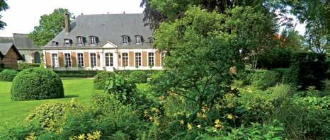 Les jardins de Maizicourt sont ouvert au public depuis 1997.