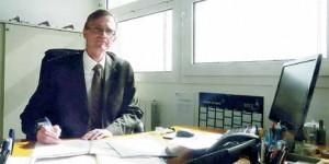 Jean-François Cousin, directeur régional du Fongecif Picardie.