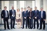 Les équipes de la direction prêt et direction administratives et financières de la Caisse des dépôts Picardie qui présenteront l'offre aux collectivités locales.