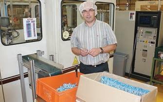 Sept mois après la création de La Brosserie Française les objectifs de 8 millions de brosses à dents fabriquées et d'un chiffre d'affaires de 4,2 millions d'euros sur 2013 sont en passe d'être réalisés.