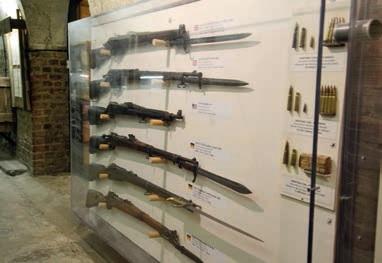Une majorité des objets exposés au musée provient de dons faits par des collectionneurs.