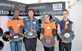Les Min'heures ont 15 et 16 ans, ils sont 17 à faire tourner l'entreprise dans l'Aisne.