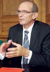 Hervé Bouchaert sait que le travail l'attend sur les questions économiques ou sécuritaires.