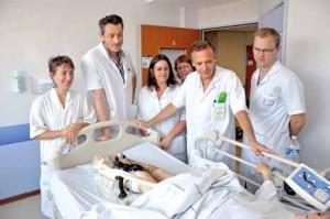 Le CHU d'Amiens se distingue dans les classements des meilleurs hôpitaux de France du Point.