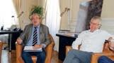 Gilles Demailly et Jean-François Vasseur veulent favoriser les implantations d'entreprises.