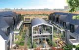 Atrium compte 29 logements, du studio au trois pièces.