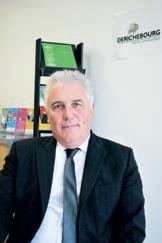 Yannick Lamerat, le Pdg de Derichebourg.