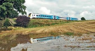 Alstom compte 93 000 employés à travers le monde pour 20 milliards de chiffre d'affaires. 1/ 3 de celui-ci provient de son activité transport.
