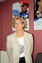 Ginette Platrier souhaite voir l'entreprise revenir au centre de l'avenir économique de la France.