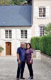 Michel et Marie Fournet envisagent de proposer par la suite des options tournées vers le bien-être. Leur site : moulinderoilaye.com.