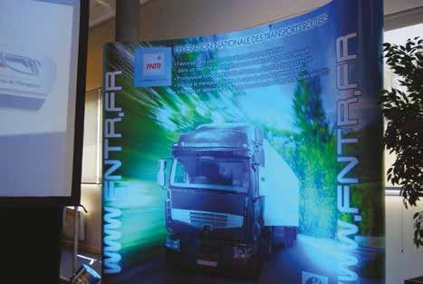 La FNTR Picardie estime que le système de collecte de l'écotaxe poids-lourds n'est pas opérationnel.