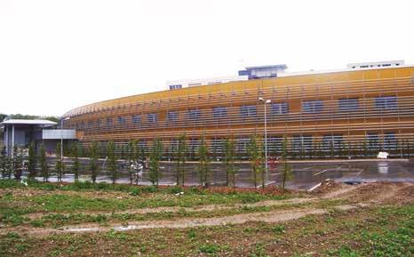 Le nouveau CHU Amiens-Picardie : futur pôle d'excellence.