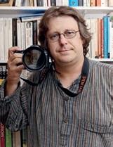 Sylvain Bouture, photographe au parcours atypique.