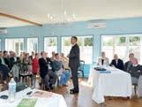 Le directeur régional Laurent Renaudon a animé cette assemblée générale.