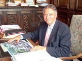 Michel Foubert préside le comité de pilotage du projet.