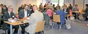 La troisième convention d'affaires de MécaMéta s'est tenue à Senlis.
