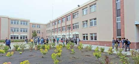 Le nouveau visage de la Cité scolaire a été officiellement dévoilé le 26 septembre.