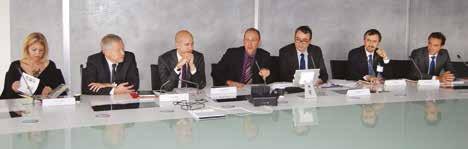 Laurent Roubin au centre, avec à sa droite Cédric Mignon, ont détaillé le fonctionnement de Cepic Participations, et sa vocation.