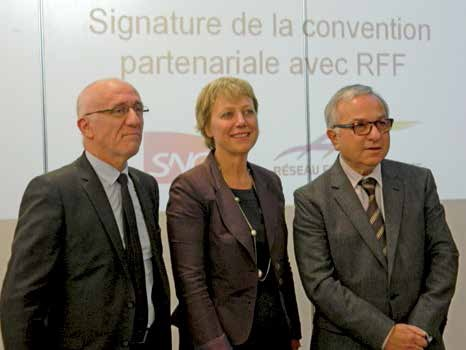 Ces différentes conventions visent à améliorer la qualité de service et la performance du TER Picardie.