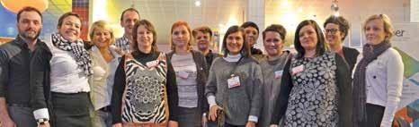 Toute l'équipe de Cap emploi était mobilisée pour ce forum du recrutement destiné aux travailleurs handicapés.