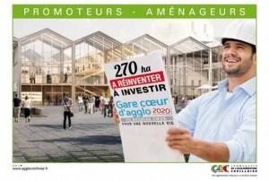 Pour la CAC, ce projet est « l'un des accélérateurs du développement durable pour l'ensemble de la Picardie ».