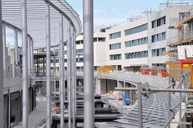 Malgré une conjoncture difficile, le secteur du bâtiment espère une reprise du marché grâce au marché de la rénovation énergétique.