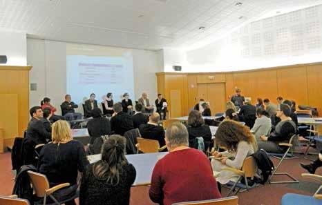 Représentants du monde associatif et de l'entreprise ont partagé leurs expériences de travail en commun à l'occasion de la première manifestation régionale autour des partenariats associations-entreprises.
