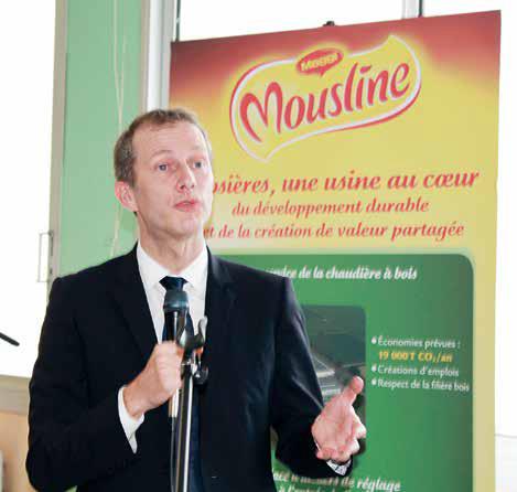 L'usine de Rosières emploie 177 personnes.